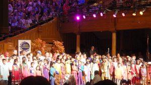 PWR 2015 Youth Singing